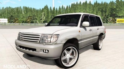 Toyota Land Cruiser 100 v 0.5.4 [0.8.0], 1 photo